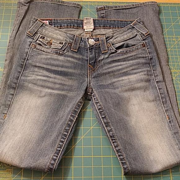 True Religion Denim - TRUE RELIGION Section BECKY Bootcut jeans